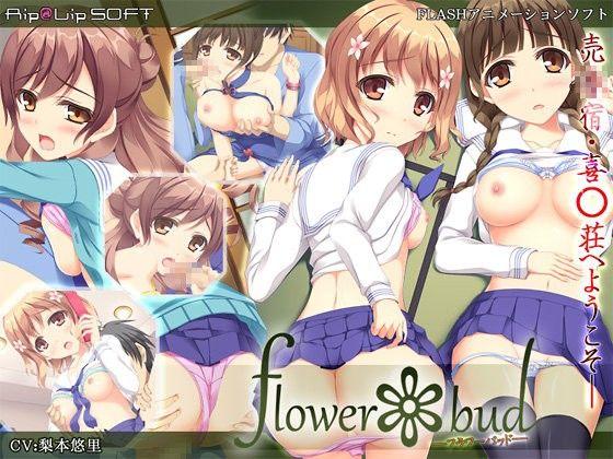 【同人エロゲ】花咲くいろはの凌辱系二次創作!flower bud