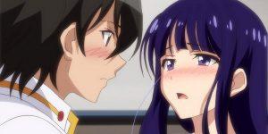 【エロアニメ】ホレ薬で学園一の美女とキメる!キメ恋!