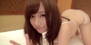 【AV女優】色白ボディの可愛くてエロいお嬢さん!深川鈴ちゃん!