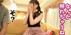 【MGSエロ動画】Hカップ巨乳女子大生を口説き落としてエロいスキンシップ!レンタル彼女 せな