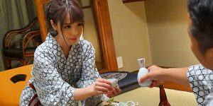 【DMMエロ動画】大嫌いな上司に温泉旅館で襲われる桃乃木かなちゃん!