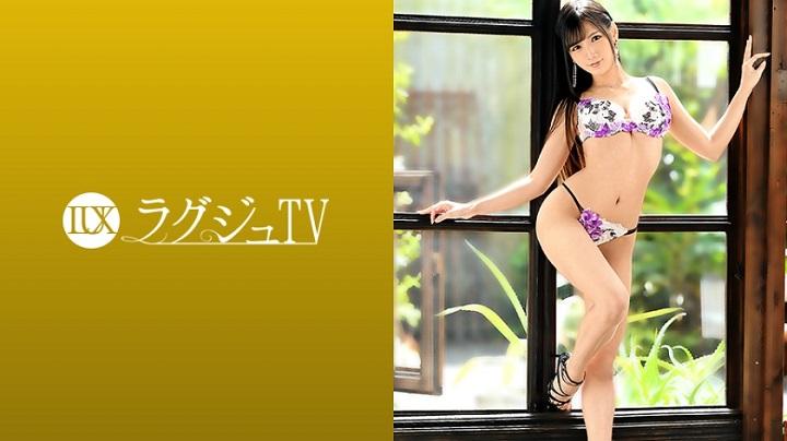 宮崎リンのエロ動画「ラグジュTV 1399」パッケージ画像