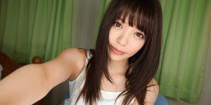 【MGSエロ動画】アイドル級ルックスのスレンダー美少女!ネットでAV応募→AV体験撮影 76 かなめ