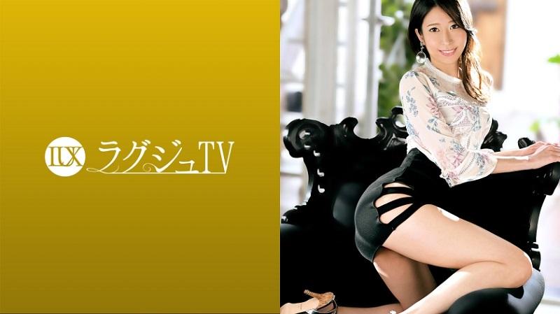 春明潤のエロ動画「ラグジュTV 1432」パッケージ画像
